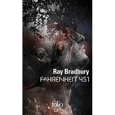 Fahrenheit 451 (Folio Science Fiction) (French Edition)