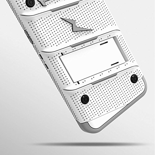 Amazon Com Zizo Bolt Series Compatible With Samsung Galaxy S8 Plus