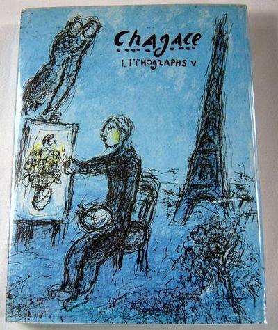 Chagall Lithographs V: 1974-1979