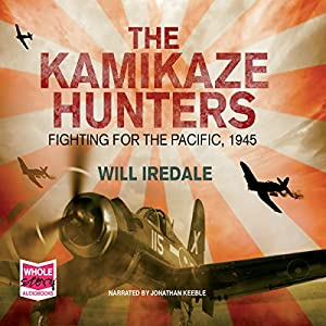 The Kamikaze Hunters Audiobook