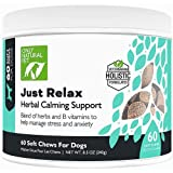 Only Natural Pet Just Relax 60 Soft Chews 8.5 oz Jar