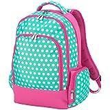 Personalized Hadley Bloom Monogrammed Backpack Kids School Bag