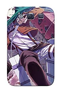 High Quality VSmtpod2322YCZEw Levi - Attack On Titan Hard shell For HTC One M9 Case Cover