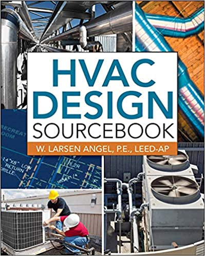 HVAC Design Sourcebook: Angel, W. Larsen: 9780071753036: Amazon.com: Books | Hvac Drawing Book |  | Amazon.com