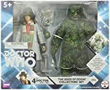 Underground Toys Doctor Who 'Seeds of Doom' Action Figure Collector's Set, 5