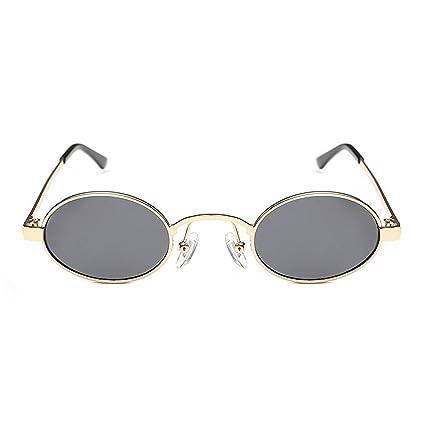 Nuevas gafas de sol Lentes de sol pequeñas de la lente oval ...