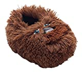 Disney Star Wars Children's Chewbacca Deluxe Slippers (Small (11-12))