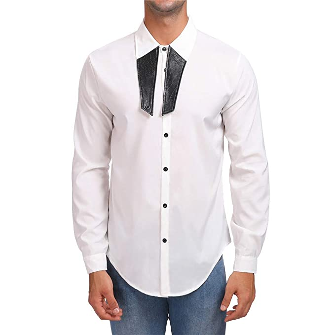 Cebbay Camisa Manga Larga Hombre Ropa Hombre Invierno Camisa ...