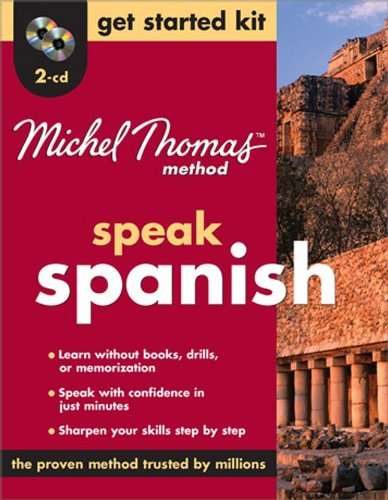 Michel Thomas Method™ Spanish Get Started Kit, 2-CD Program (Michel Thomas Get Started)