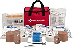 Pac-Kit by First Aid Only 7150 86 Piece Coach's First Aid Kit with Fabric Case