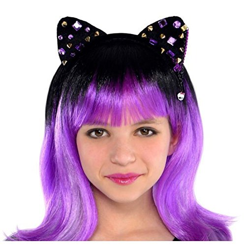 Monster High Studded Ears Headband