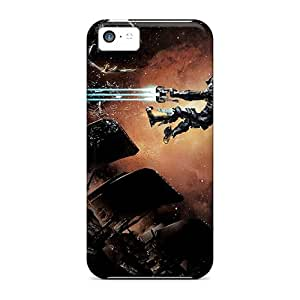Tpu Case For Iphone 5c With Dead Space 2