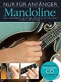 Nur fur anfanger: mandoline +CD