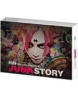 hide 50th anniversary FILM「JUNK STORY」 [DVD]