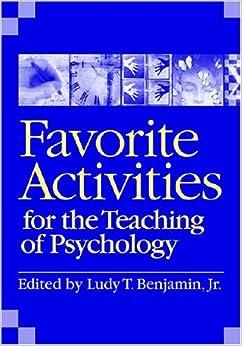 Libros Gratis Para Descargar Favorite Activities For The Teaching Of Psychology Gratis Epub