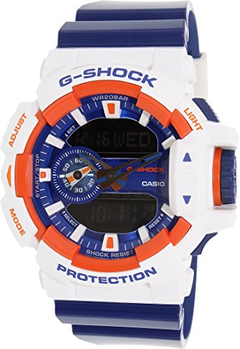 Casio G Shock Colors Quartz GA400CS 7A