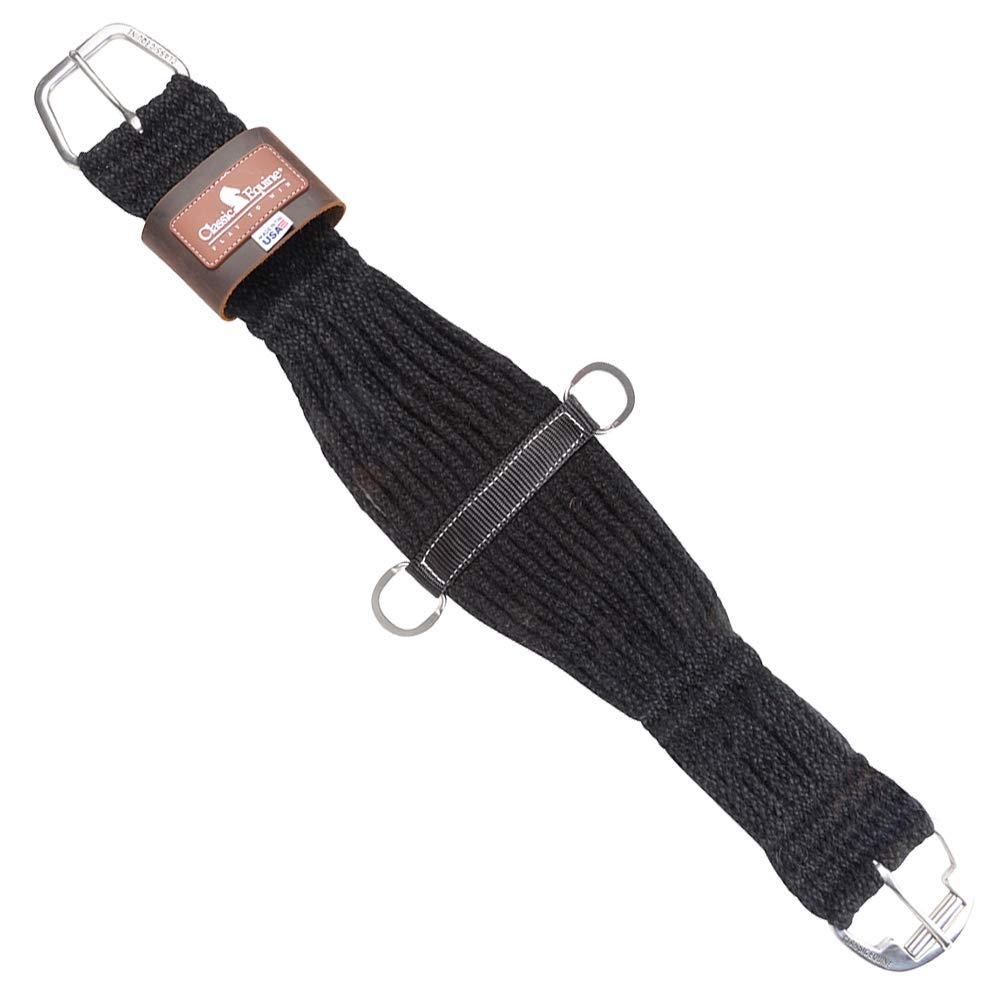 Classic Rope Company モヘアブラック 27ストランドロープ 32  B07NQRBV8P