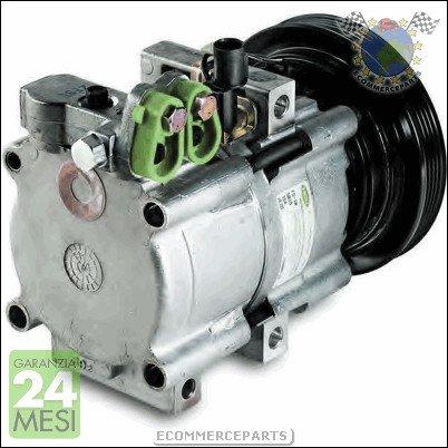 CPP Compresor Aire Acondicionado SIDAT Hyundai Accent I Benzin: Amazon.es: Coche y moto