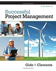 Successful Project Management (with Microsoft Project 2010) 5th (fifth) Edition by Gido, Jack, Clements, James P. published by Cengage Learning (2011)