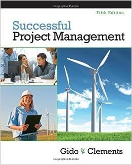 Clements gido effective project management abebooks.