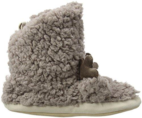 Ruby & Ed Damen Rudy Reindeer Cloud Boot Hausschuhe Brown (Caribou)