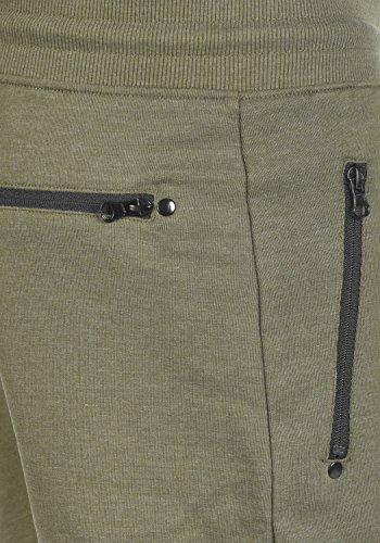 Green Sweat Pantalón Melange solid Chándal 8797 Taras Ivy Bermudas Para Corto Hombre qzx4awgR