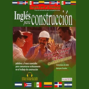 Ingles Para Construccion (Texto Completo) [English for Construction] Audiobook