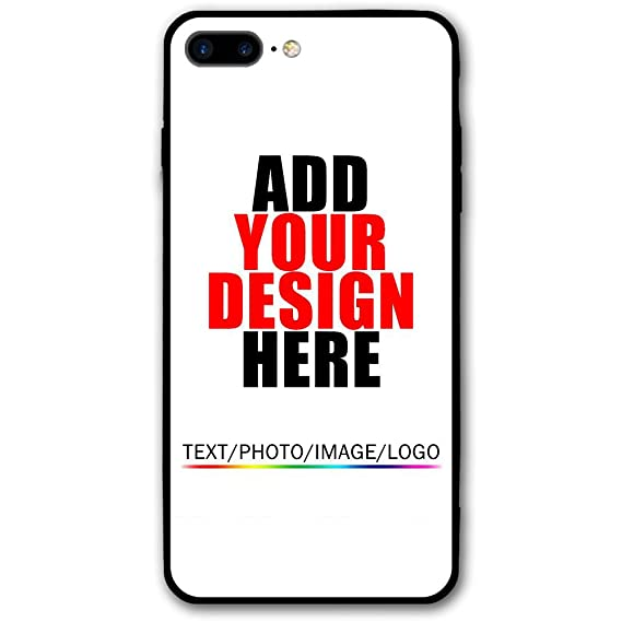 best website 93770 e1016 Customized Cover Case for iPhone 8/8P 7/7P 6/6S/6P - Design Your Own Case -  Add Your Custom Photo Image Text (for iPhone 8 Plus)