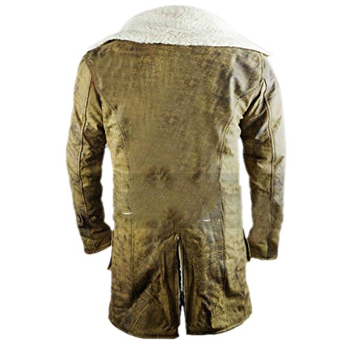 Giacca Superskyseller Impermeabile Uomo Brown Buffing 1dOwqxdr