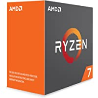 AMD Ryzen 7 1700X 8-Core 3.4 GHz AM4 Desktop Processor + AMD Ryzen 7 & 5