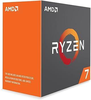 AMD Ryzen 8-Core 3.4 GHz Processor + ASRock AMD Motherboard