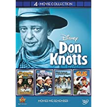 Don Knotts 4-Movie Collection