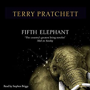 The Fifth Elephant Audiobook