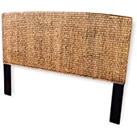 Wicker Paradise BL178 Key West Miramar Natural Fibers Headboard, King