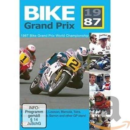 1987 Bike Grand Prix World Championship Alemania DVD: Amazon ...