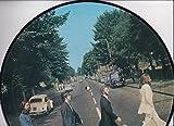 The Beatles Abbey Road Picture Disc Australia Import
