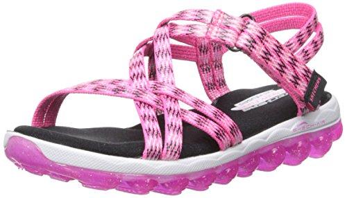19cc7e6b0e00 Skechers Kids Skech Air-80348L River Sandal With Memory Foam (Little Kid Big