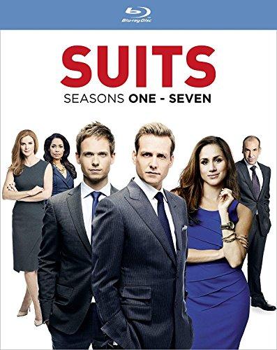 Suits - Seasons 1-7 [Blu-ray]