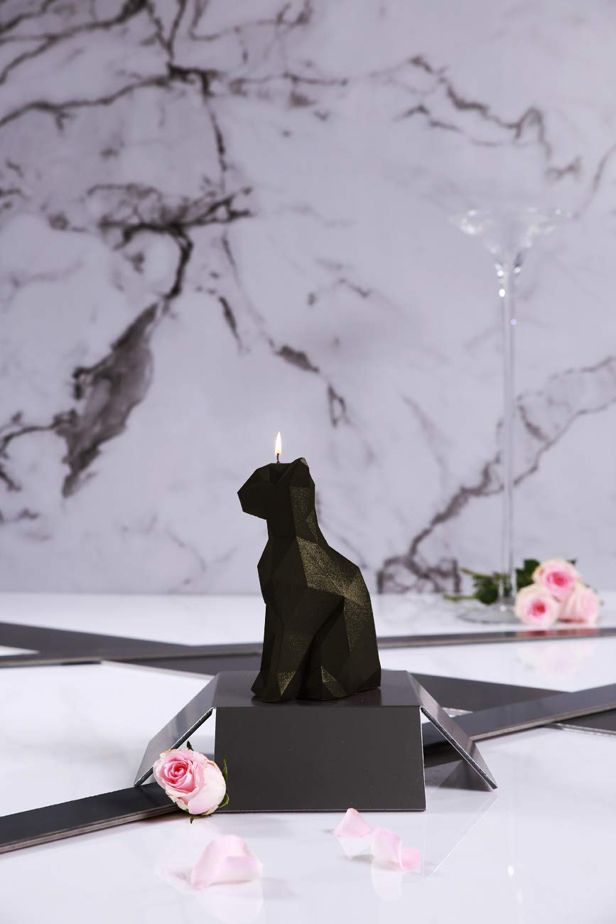 Candellana - Cat Candle (Black)