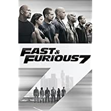 """Posters USA Fast and Furious 7 Movie Poster GLOSSY FINISH - MOV285 (24"""" x 36"""" (61cm x 91.5cm))"""