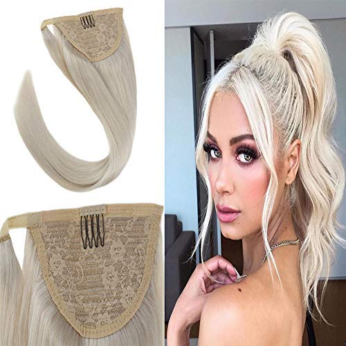 %E3%80%90Promotion%E3%80%91Youngsee Ponytail Extensions Platinum Straight