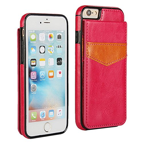 iPhone Qaulity Crazy Wallet Leather