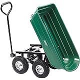 Draper  - Carro para jardín, verde