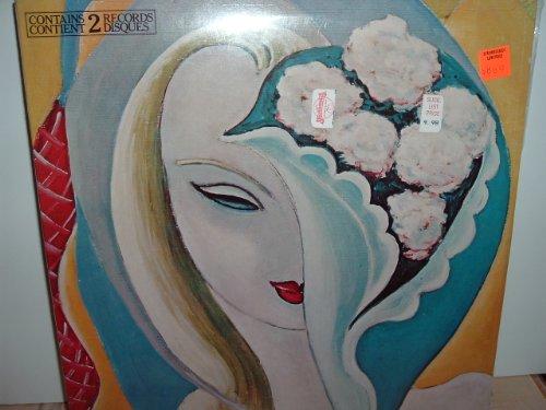 SEALED: Derek & The Dominos - Layla - 1977 RSO 2LP vinyl set