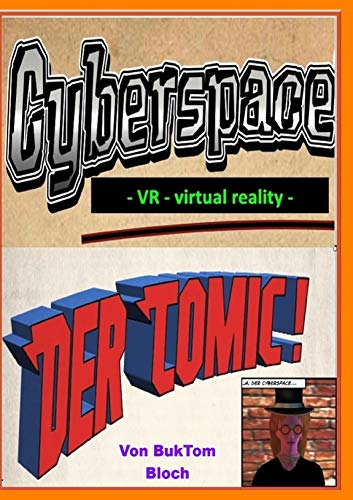 Amazon com: Cyberspace VR virtual reality: Der Comic (German Edition
