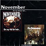 November - En ny tid är här... / 2 : a November (2on1)