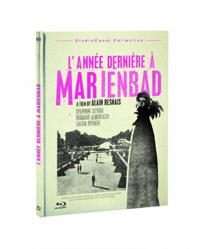 Last Year At Marienbad (1961) ( L'annee Derniere A Marienbad ) ( L'anno Scorso A Marienbad ) [ Blu-Ray, Reg.A/B/C Import - France ]