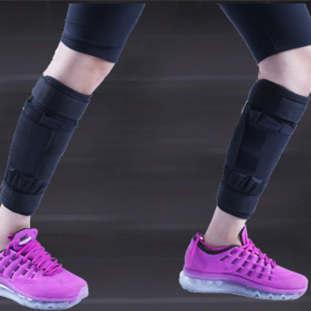 Passionsell Adjustable Arm//Ankle Legging Training Equipment Weights Sandbag 1-20kg Weight Training for Boxing Gym Running