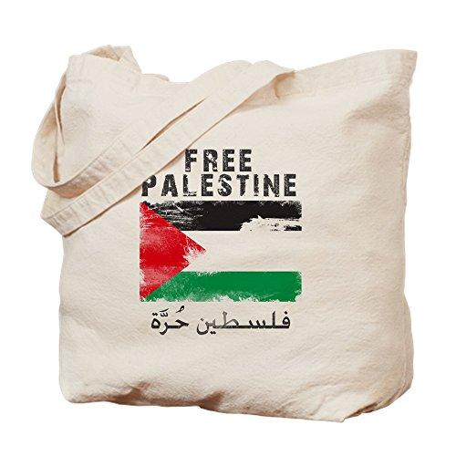 CafePress–www. palestine-shirts. Com–Gamuza de bolsa de lona bolsa, bolsa de la compra Small caqui