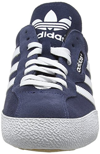 Suede Super Sneaker Uomo adidas Sam Runbla Multicolore Navy qEawH5